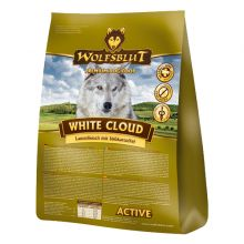 2 kg | Wolfsblut | White Cloud Active Adult | T...